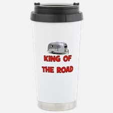 KING OF THE ROAD Stainless Steel Travel Mug