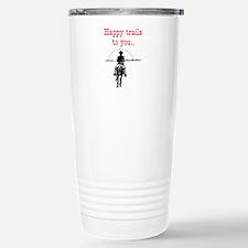 HAPPY TRAILS Travel Mug