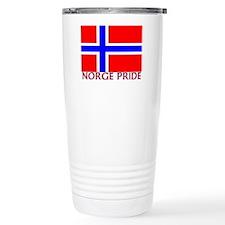 NORGE PRIDE Travel Mug