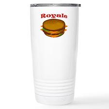 ROYALE Thermos Mug