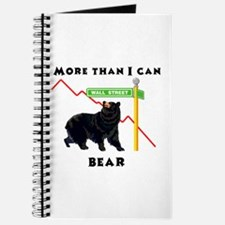 More Than I Can Bear Market Journal