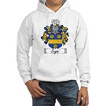 Segni Family Crest Hooded Sweatshirt