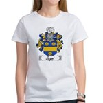 Segni Family Crest Women's T-Shirt