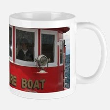 CHICAGO FIRE BOAT, DOOR COUNTY WI Mug