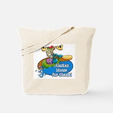 Funny Palin moose Tote Bag