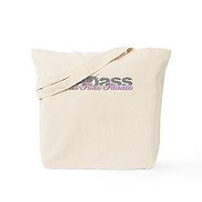 Badass Air Force Fiancee Tote Bag
