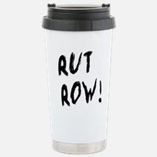 Rut Row! Travel Mug