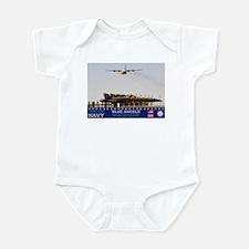 Blue Angels C-130 Hercules Infant Bodysuit