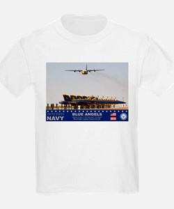 Blue Angels C-130 Hercules T-Shirt