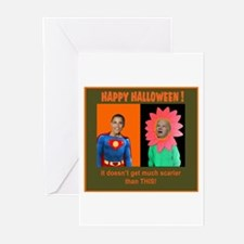 Scary Democrats Greeting Cards (Pk of 10)