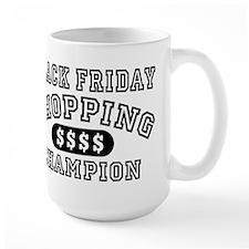 Black Friday Champion Mug