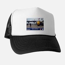 Blue Angels C-130 Hercules Trucker Hat