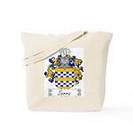 Serra Family Crest Tote Bag