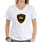 Union County Tac Women's V-Neck T-Shirt