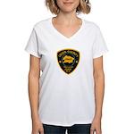 Union County Tac Women's V-Neck T-Shirt