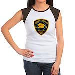 Union County Tac Women's Cap Sleeve T-Shirt
