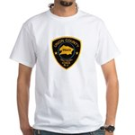 Union County Tac White T-Shirt