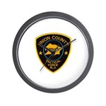 Union County Tac Wall Clock