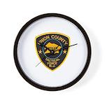 Union County Tac Wall Clock