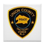 Union County Tac Tile Coaster