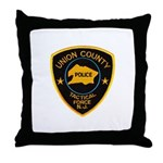 Union County Tac Throw Pillow