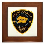Union County Tac Framed Tile