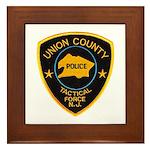 Union County Tac Framed Tile