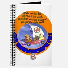 Wonderpets Journal