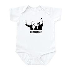 Democrat Infant Bodysuit
