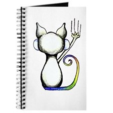 Cute Cat artist Journal