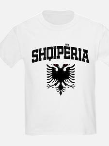 Albania Black T-Shirt