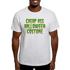 Cheap Halloween Costume T-Shirt