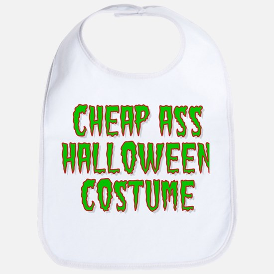 Cheap Halloween Costume Bib