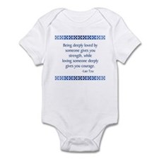 Lao Tzu Infant Bodysuit