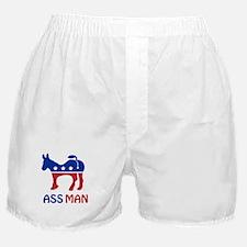 Ass Man Boxer Shorts