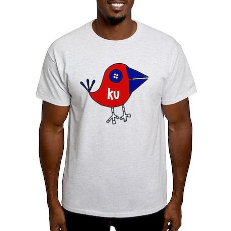 KU Bird Light T-Shirt