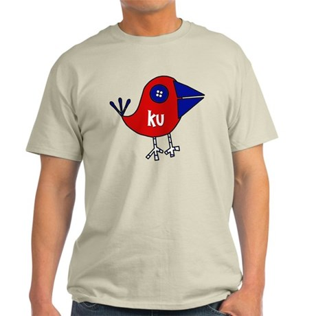 KU Bird Light T-Shirt