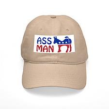 Ass Man Baseball Cap