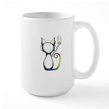Sassy Cats Mug