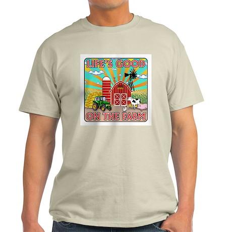The Farm Light T-Shirt