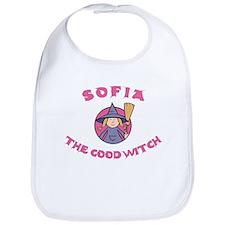 Sofia The Good Witch Bib