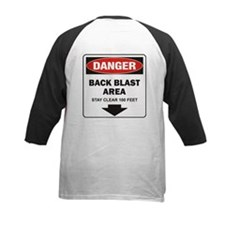 Danger Back Blast Tee
