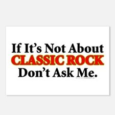 Classic Rock Postcards (Package of 8)