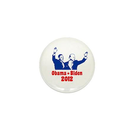 Obama Biden 2012 Mini Button