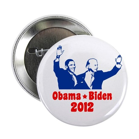"Obama Biden 2012 2.25"" Button"