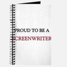 Proud to be a Screenwriter Journal