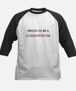 Proud to be a Screenwriter Tee