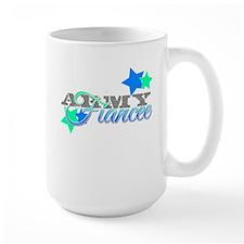 Army Fiancee Mug