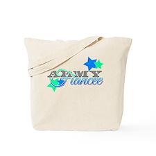 Army Fiancee Tote Bag