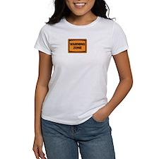 Warning Back Blast Tee